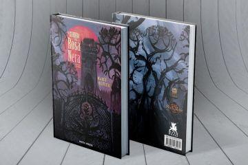 la guerra della rosa nera cover