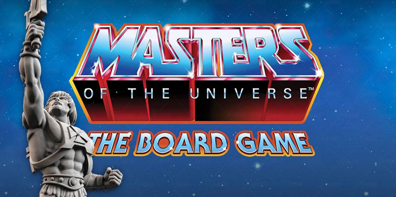 masters of the universe gioco da tavolo
