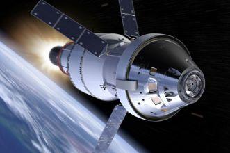 navetta orion NASA missione artemis