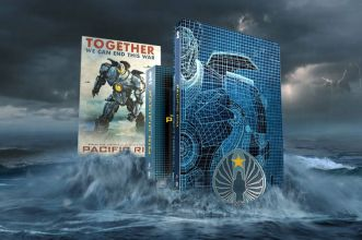 pacific rim steelbook titans of cult