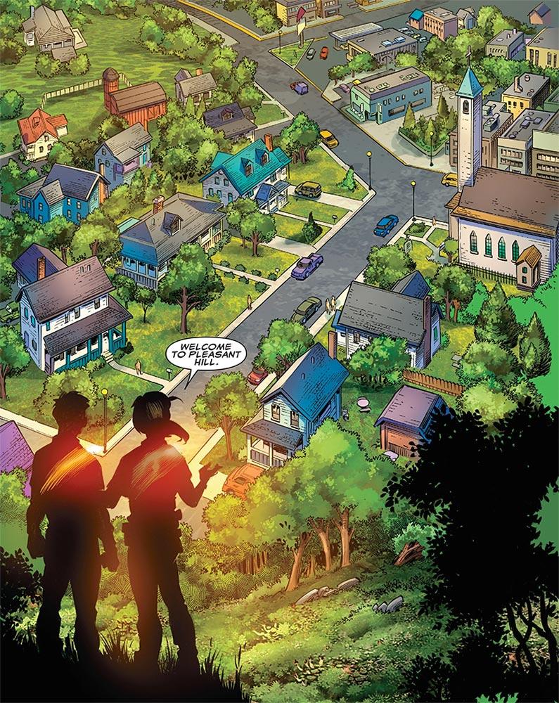 pleasant hill marvel comics