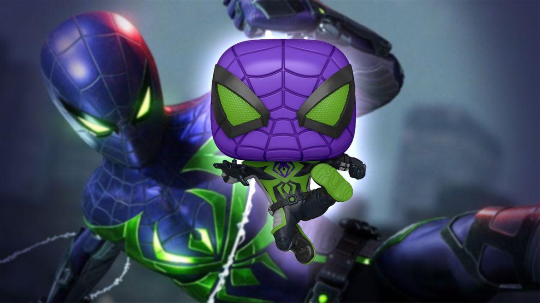 spider man morales funko