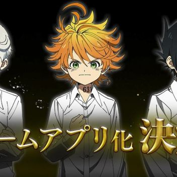 the promised neverland videogioco