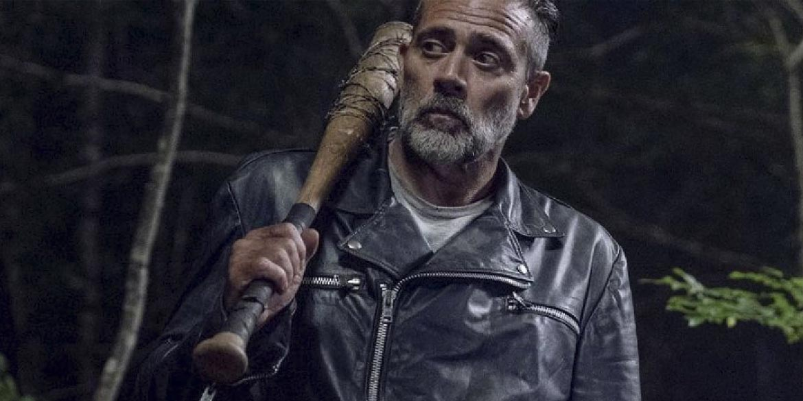 the walking dead negan e lucille