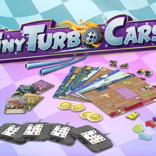 tiny turbo cars