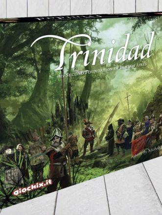 trinidad giochix giochistarter