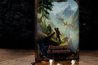 uno sguardo nel buio almanacco aventuria