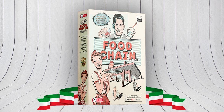 Food Chain Magnate italiano MS edizioni