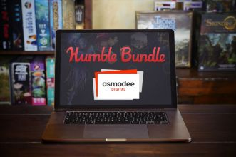 Humble Bundle asmodee Digital