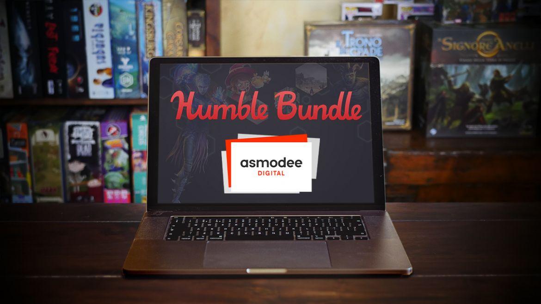 Humble Bundle asmodee Digital