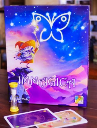 Immagica 4