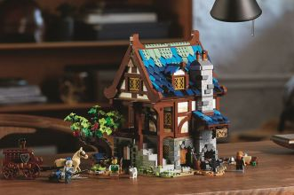 LEGO Fabbro Medievale