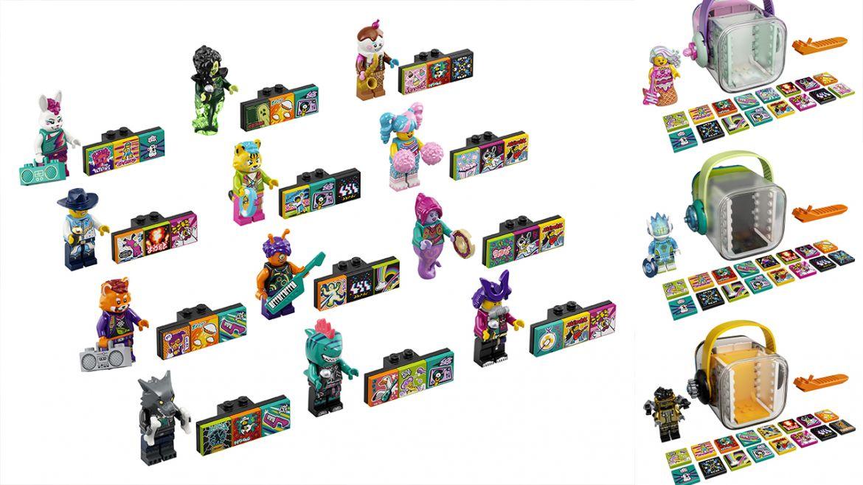 LEGO VIDIYO mistery box