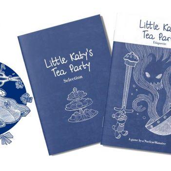 Little Katys Tea Party 1