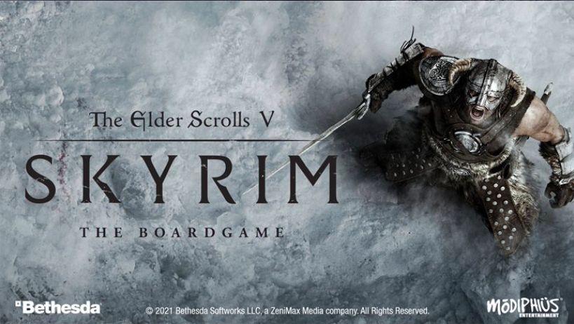 SKYRIM Gamefound novita meta 2021