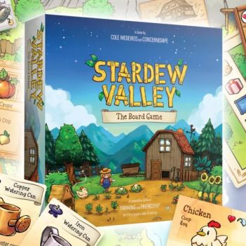 Stardew Valley Gioco da Tavolo