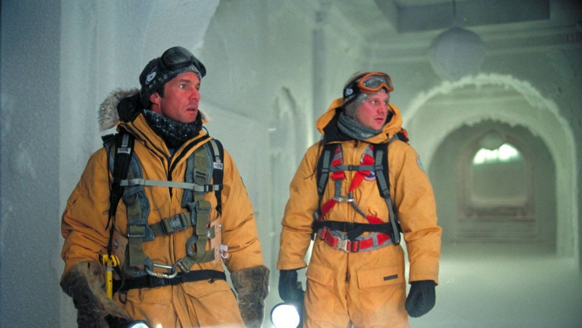 The Day After Tomorrow Dennis Quaid