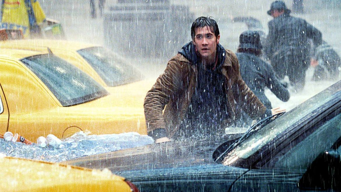 The Day After Tomorrow Jake Gyllenhaal