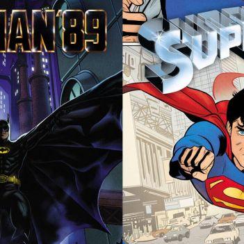 batman 89 superman 78 dc comics