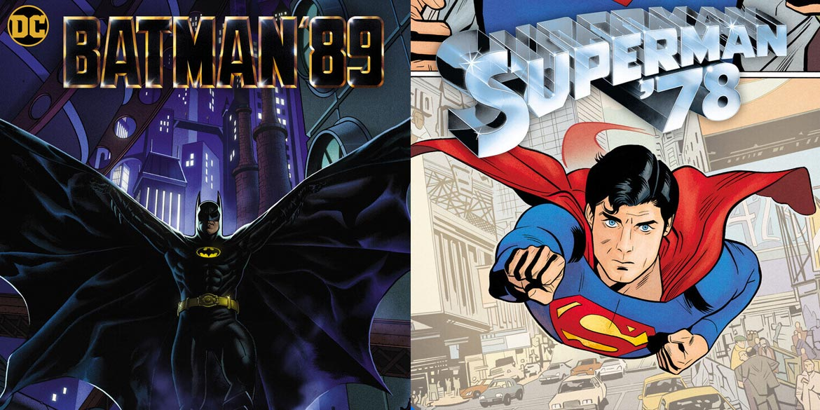 batman 89 superman 78 dc comics