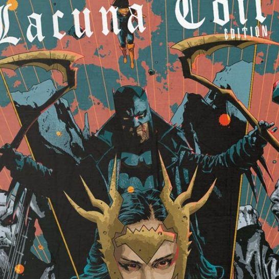 batman death metal band edition lacuna coil