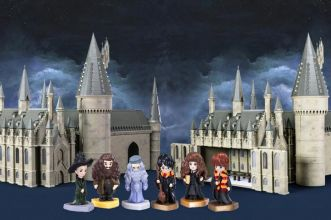 castello hogwarts harry potter da costruire