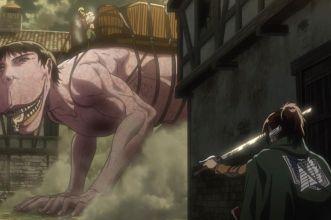 gante carro attacco dei giganti attack on titan