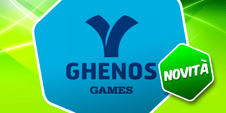 ghenos games novità