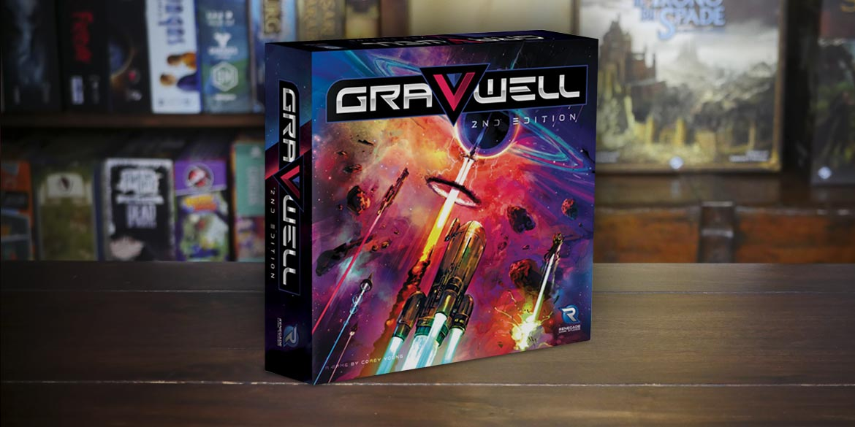 gravwell second edition seconda edizione