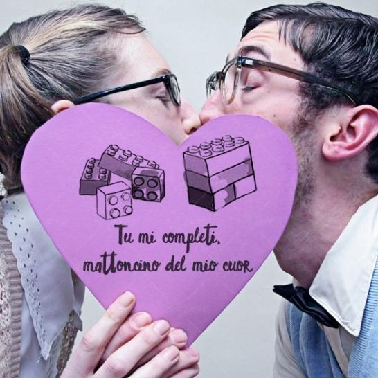 san valentino nerd