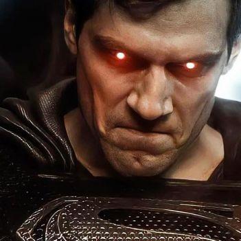 superman costume nero zack snyder justice league