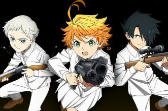 the promised neverland gioco