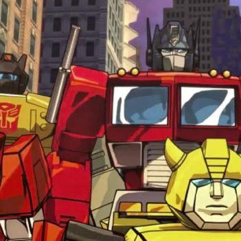 transformers serie animata