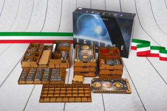 Eclipse Second Dawn for the Galaxy edizione italiana ustart