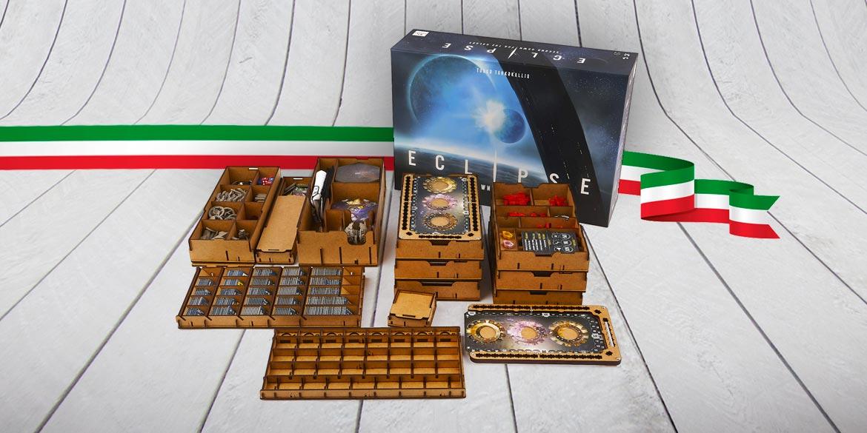 Eclipse Second Dawn for the Galaxy edizione italiana ustart