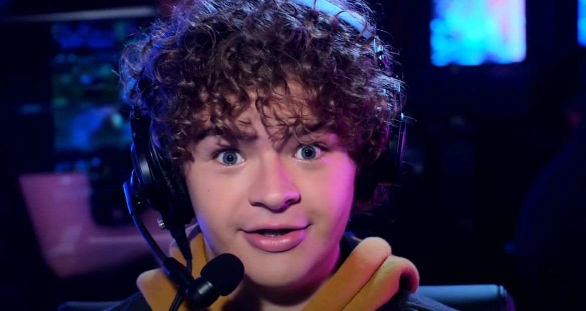 Gaten Matarazzo Prank Encounters 2