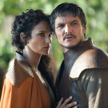 Indira Varma Pedro Pascal Game of Thrones