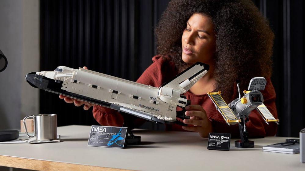 LEGO Space Shuttle NASA