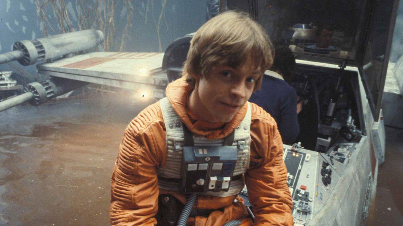 Mark Hamill Star Wars Luke Skywalker