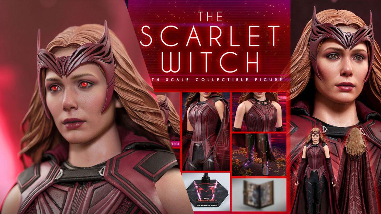 Scarlet witch hot toys dettagli