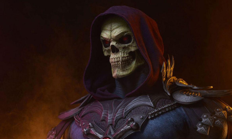 Skeletor busto grandezza naturale