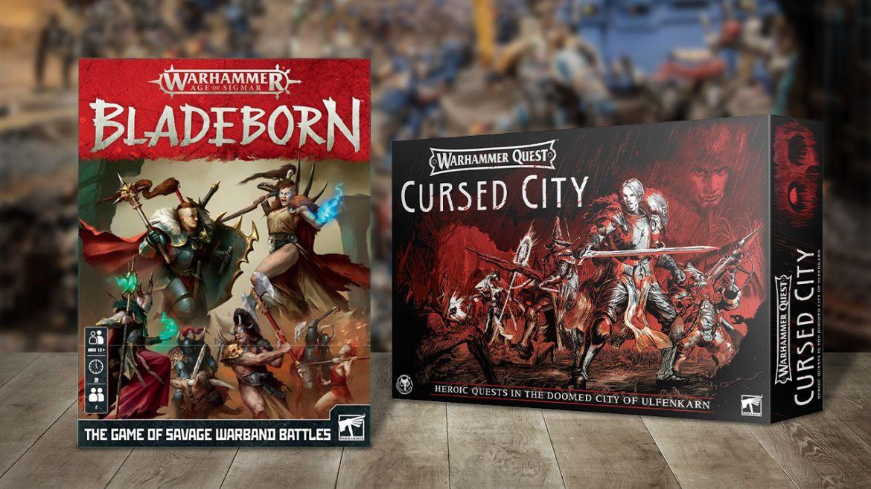 Warhammer Bladeborn Cursed City