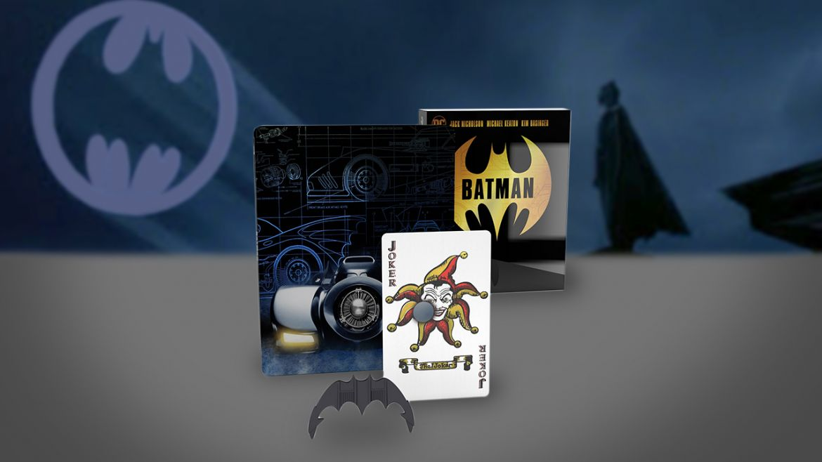 batman 1989 steelbook titans of cult
