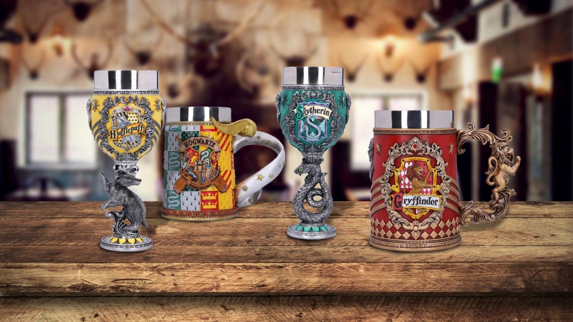 coppa caraffa harry potter