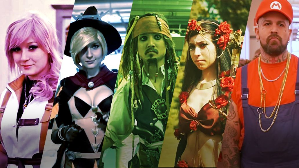 cover cosplay music mix