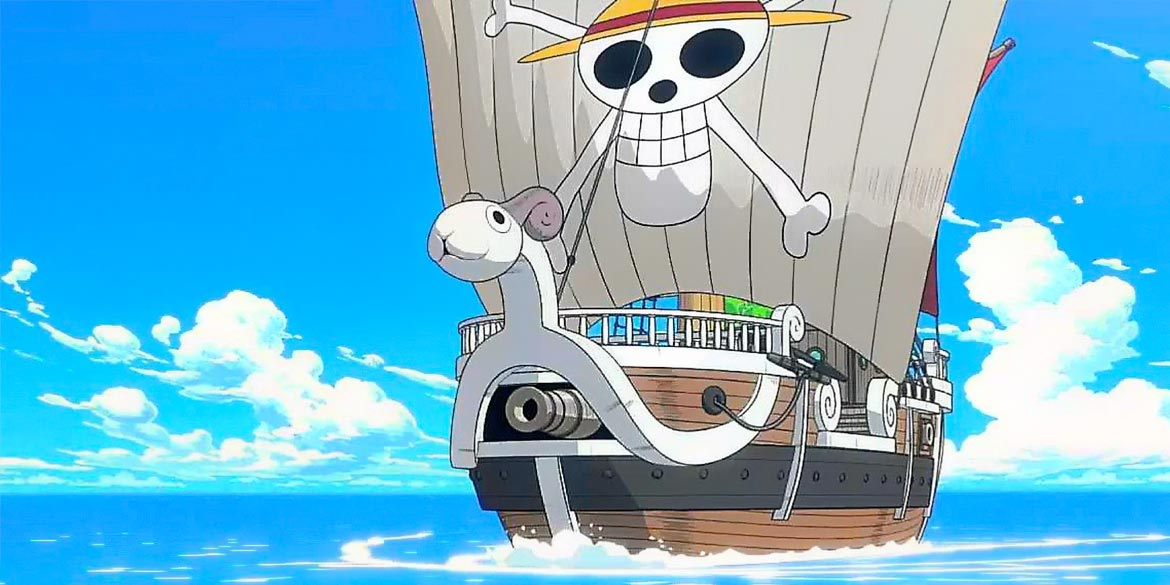 going merry one piece
