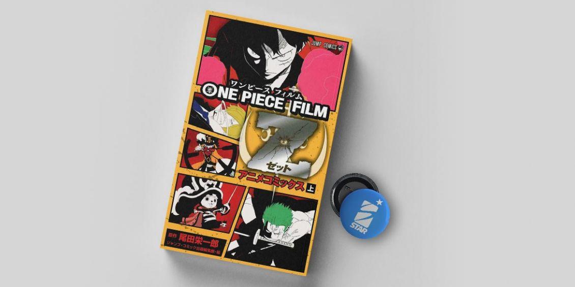 one piece z il film manga