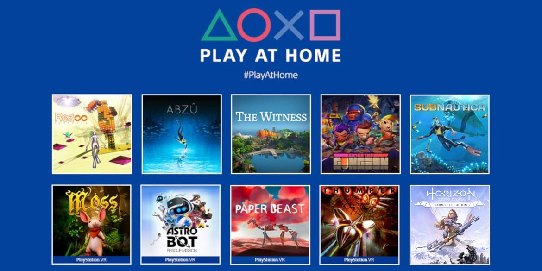 play at home giochi gratis playstation