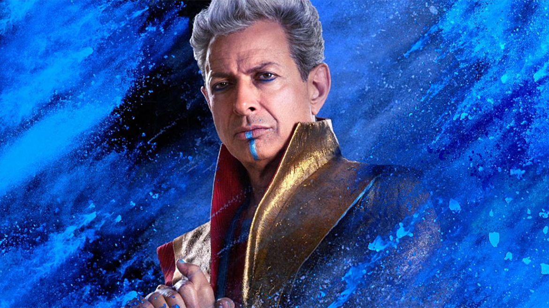 thor jeff goldblum gran maestro