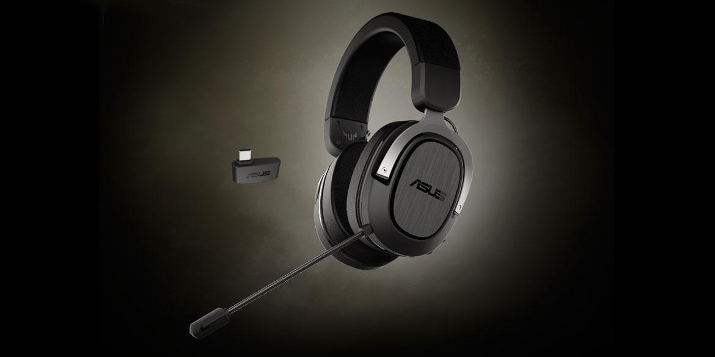 ASUS TUF Gaming H3 Wireless cuffie
